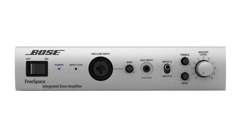 amplificador de zona