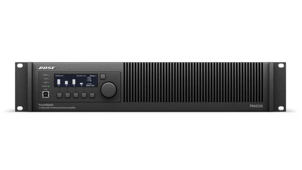 amplificador de sonido Bose
