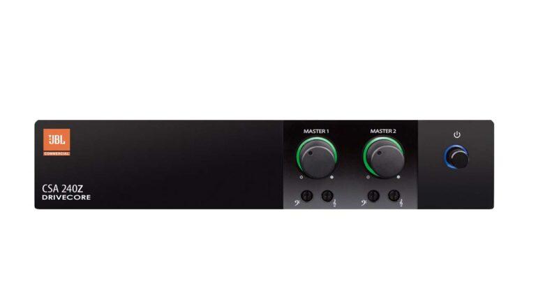 Amplificador para uso industrial